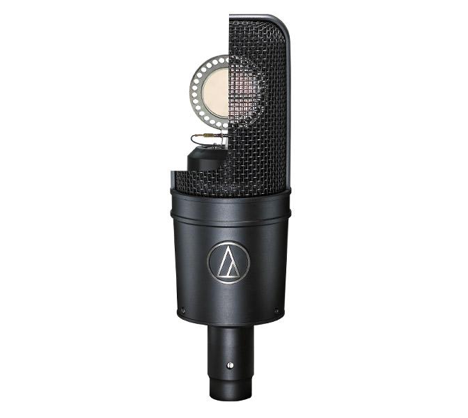 Audio-Technica AT4040 - štúdiový veľkomembránový mikrofón. kardioidna charakteristika   ZVUK.sk – internetový obchod