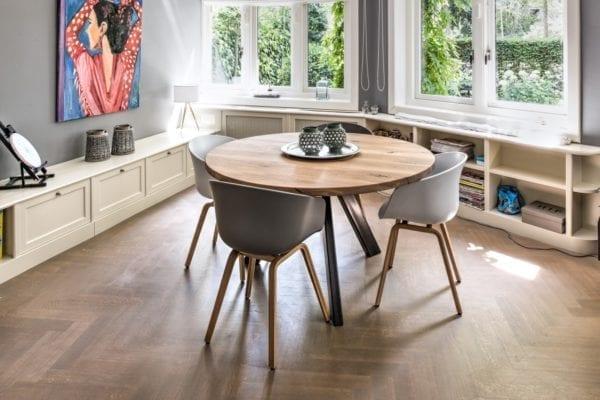 Ronde tafel op maat  Zwaartafelen  Made in Holland