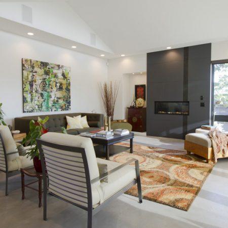 North Vancouver Contemporary Zwada Home Interiors