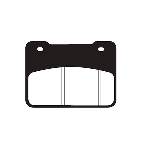 New Brake Pads, Brake Shoe EBC Type sfa627 Scooter for