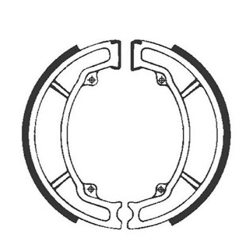 Bremsbacken für Trommelbremse EBC H352 für Honda SH 125 i