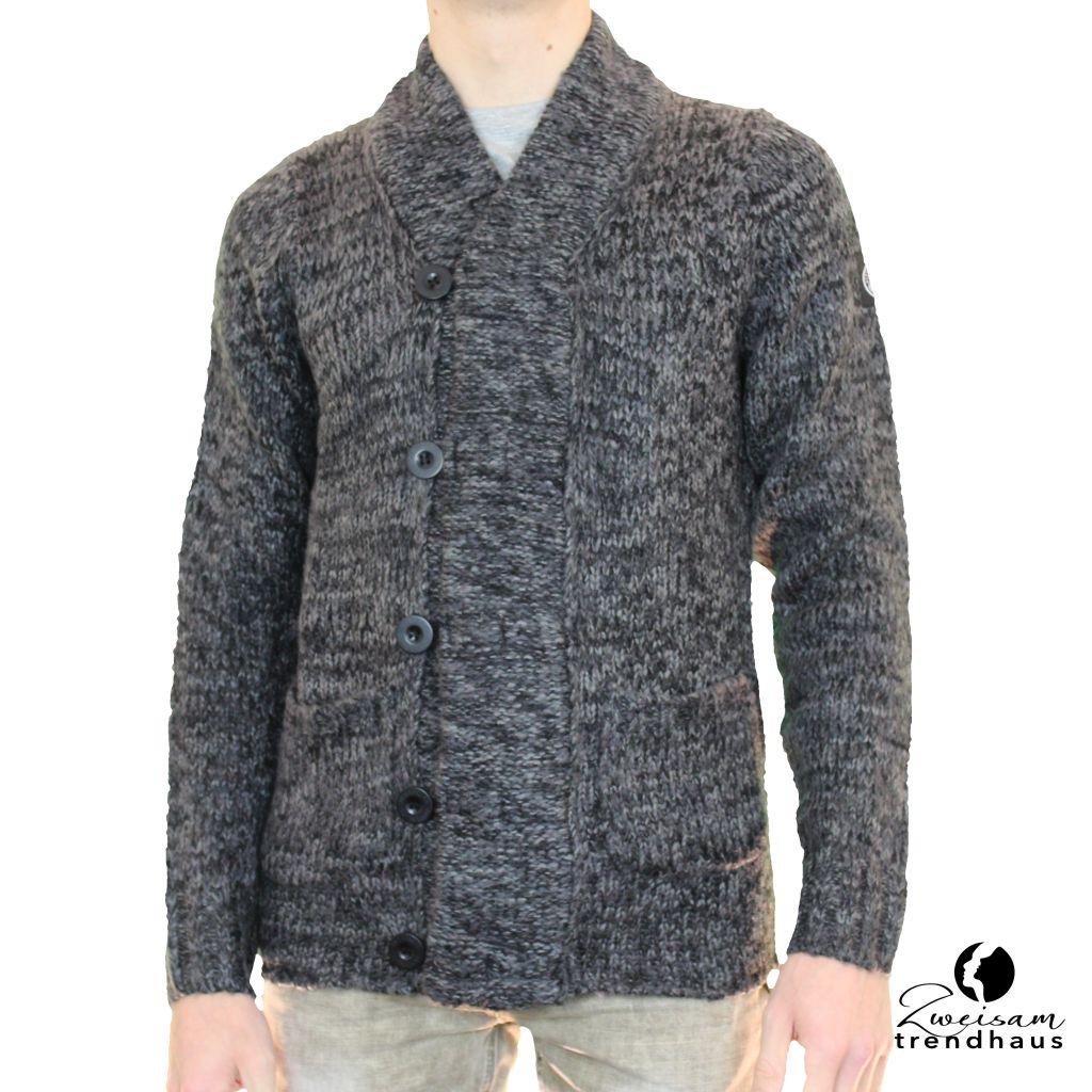 Herren Strickjacke Grobstrick | ZWEISAM MODE Schonach Mode Trends & Klassik