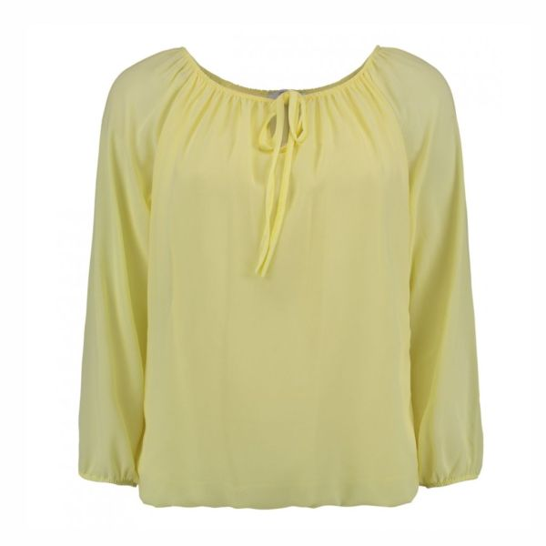 HAILYS Damen Bluse Cara yellow Art.Nr. DO-3738