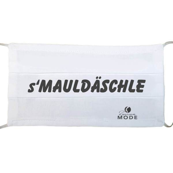 """Gesichtsmaske """"s'Mauldäschle"""""""