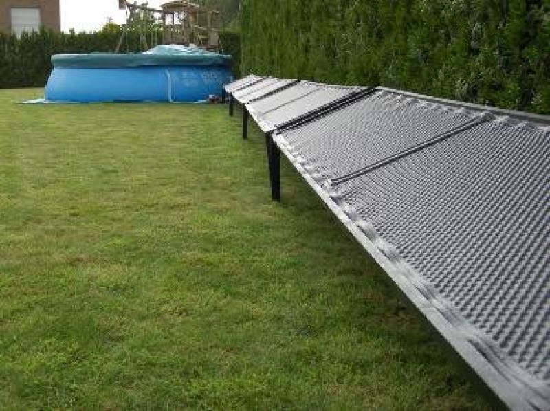 Zwembad Verwarming Voor Intex Zwembad Met Patroonfilter M El Nino
