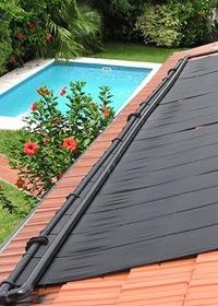 Zwembadverwarming Zonnecollector