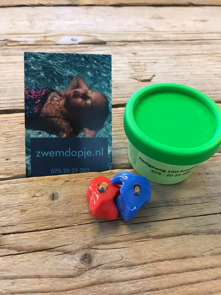 Pokemon Zwemdopjes van Zwemdopje.nl