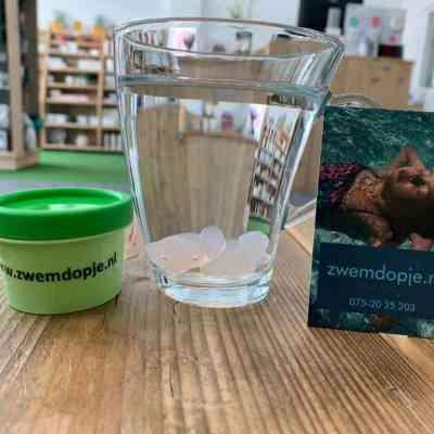 Zwemdop van zwemdopje.nl