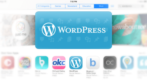 Wordpress, iOS / Zwentner.com