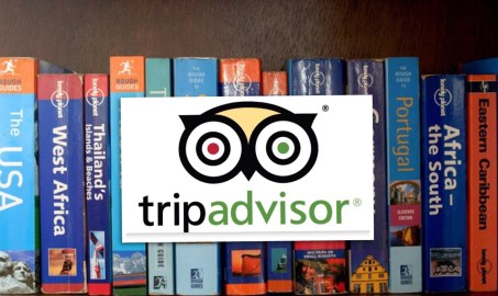 Trip Advisor vs. Lonely Planet / Zwentner.com