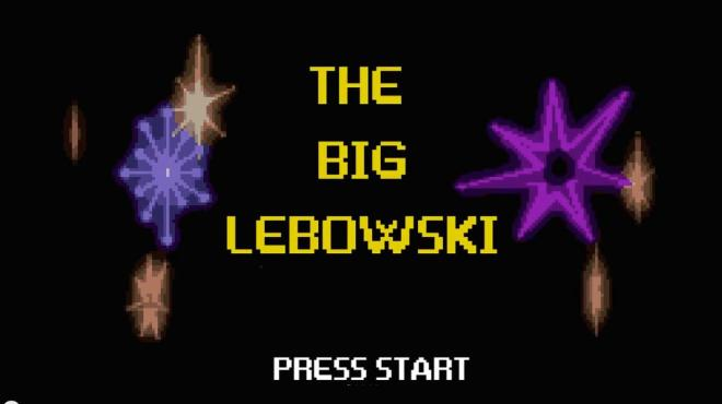 The Big Lebowski in der 8 Bit Version