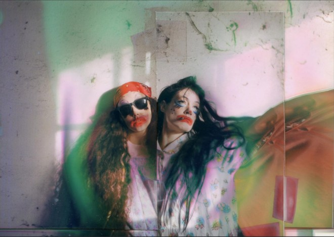 CocoRosie Heartache City