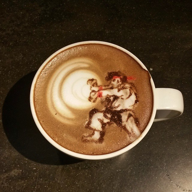 Streit Fighter Coffee