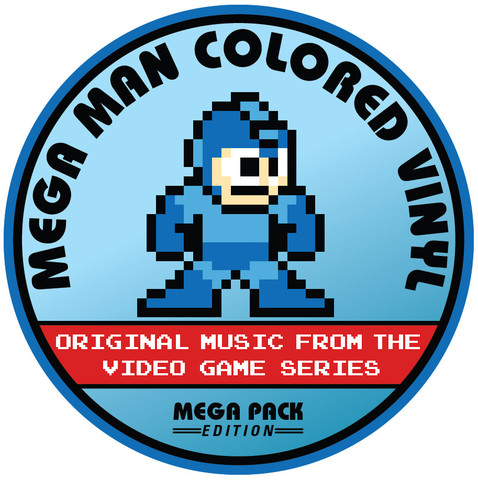 Mega Man_3in_sticker