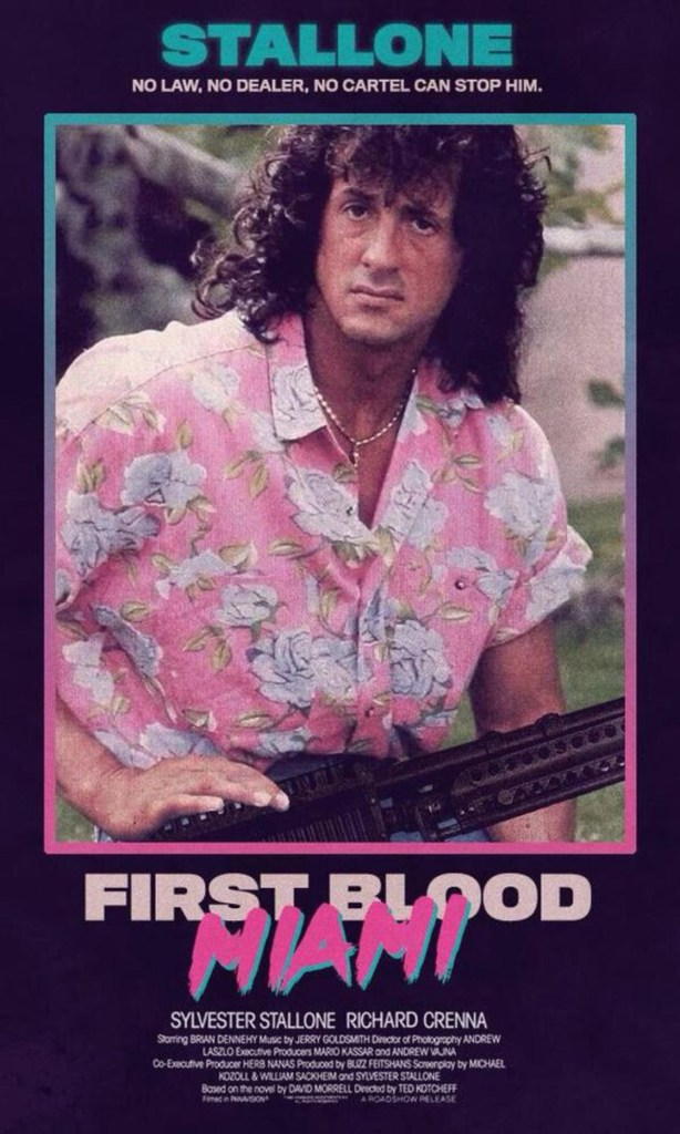 first blood Miami