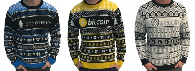 Crypto Currency Fan Pullover