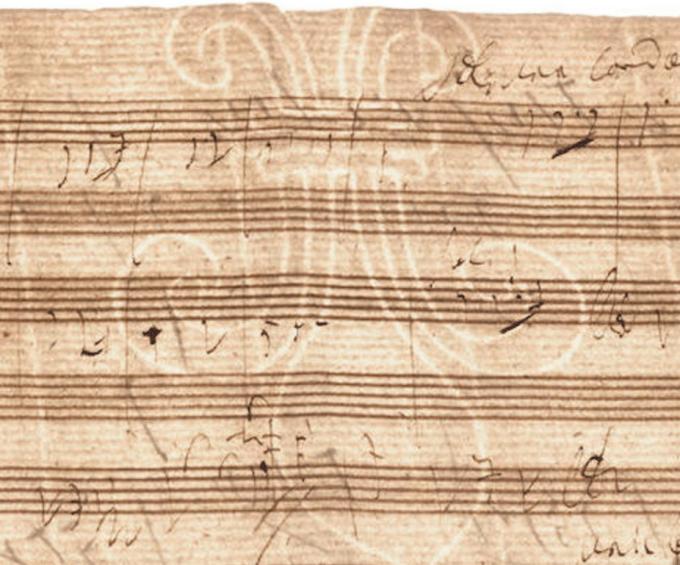 Original Manuskript Beethovens wird versteigert