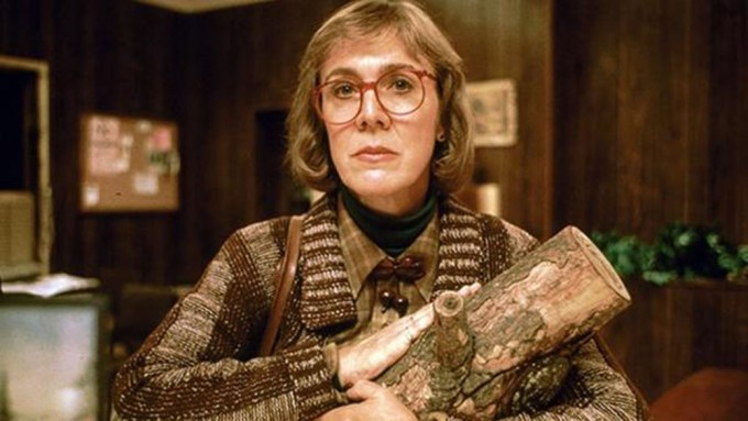 I Know Catherine, The Log Lady