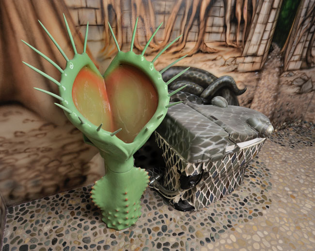 Venus Fly Urinal