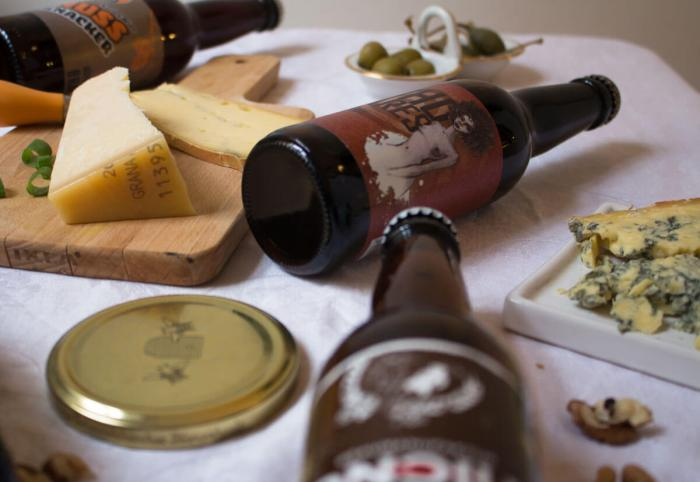 Pairing: Beer and Cheese
