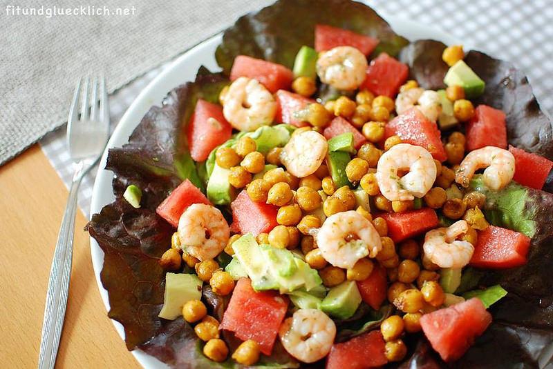 wassermelonen-avocado-salat von gastprinzessin ulli