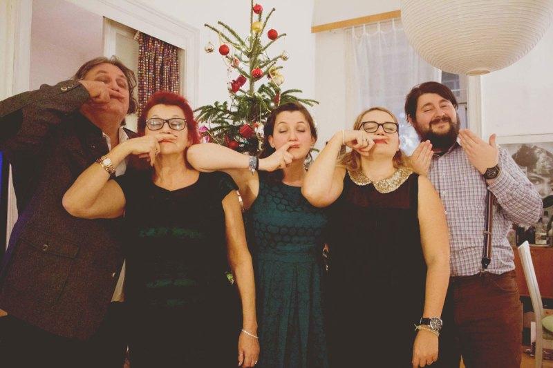 unser weihnachtsmenü 2015