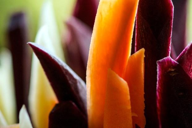 z widokiem na stół | dania warzywne