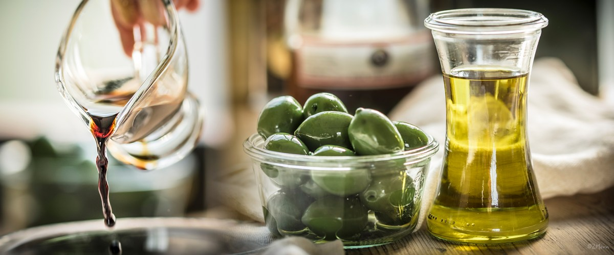 oliwa, oliwki, balsamico... tradycyjne, autentyczne, wspaniałe!