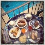 z widokiem na stół | zapiski podróżne Elba | toskańskie śniadanie