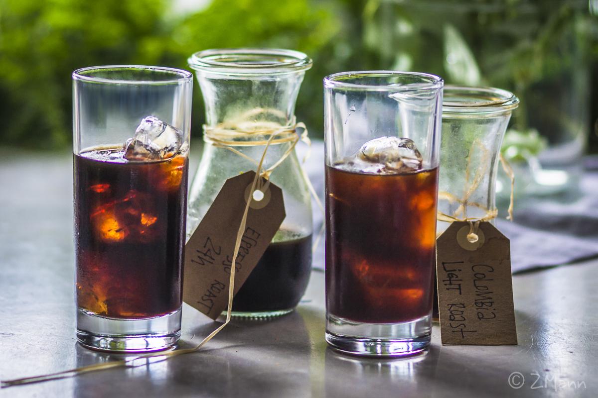 z widokiem na stół | cold brew coffee