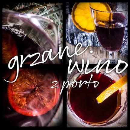 z widokiem na stół | grzane wino