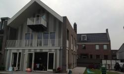 De bestaande woning