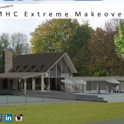 lmhc clubhuis verbouw hockeyclub loenen