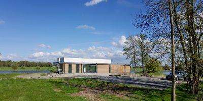 recreatiewoning vecht moderne paviljoen architekt 1