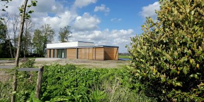 recreatiewoning vecht moderne paviljoen architekt 2
