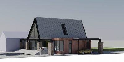 moderne architect wijdemeren watervilla