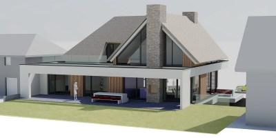 villa zandvoort architect moderne duinvilla 4