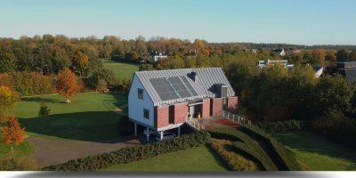 luxe villa overgooi almere architect kavel