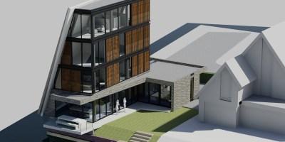 kavel special architect waterrijk woerden villa 3