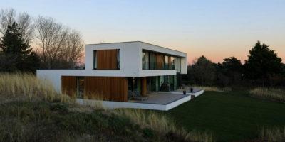 architect moderne villa woning nieuwbouw kavel bouwgrond