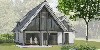 facelift verbouw woning architect modern 1