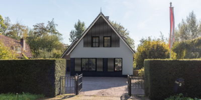 facelift verbouw woning architect modern 2