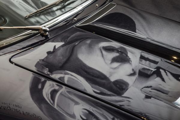 MaseratiSonderausstellung im Pantheon Basel