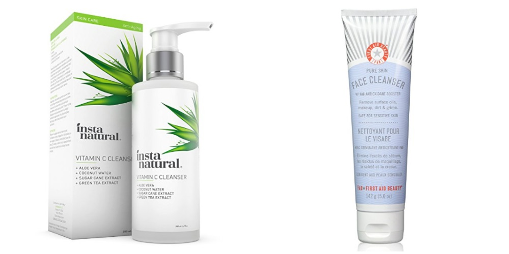 skin cleansers