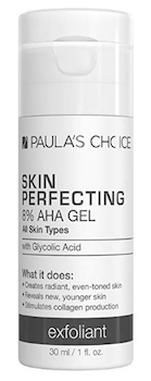 Paula's Choice-SKIN PERFECTING 8% AHA Gel Exfoliant-with Glycolic Acid Soothing Chamomile and Green Tea, 1 Ounce Travel Size