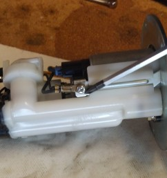 how to service fuel pump and strainer 2012 03 10 12 26 [ 3264 x 1840 Pixel ]