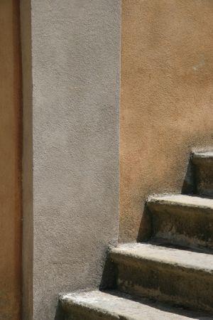 Steps, Pi?ne Haute, France
