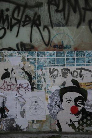 Graffiti, Lille