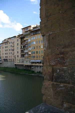 Pontevecchio, Florence, Italy