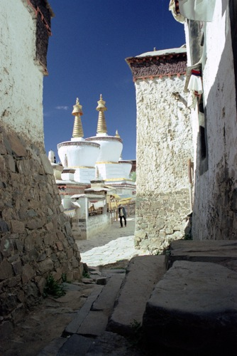 Tashilumpo (Tashilhunpo) Monastery, Tibet